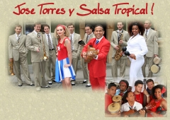 Jose Torres y Salsa Tropical